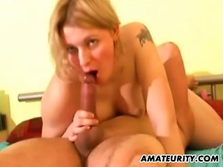 Passionate Blonde Showcases Her Fascinating Oral Skills With A Fat Lenghty Cock In POV