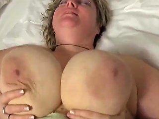 I Woke Up My BBW Wife With Cock