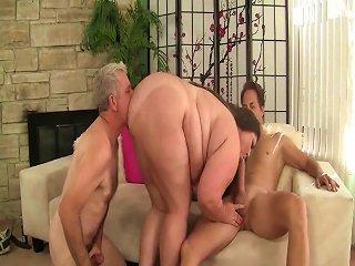 BBW Threesome