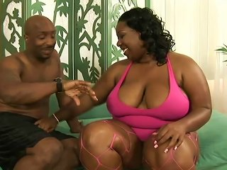 Bbw Daphne Daniels Rides A Bbc And Gets Facialized