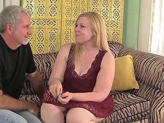 Blonde Plumper Ilena Kuryakin Rides On A Fat Cock Porn Ff